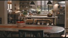"Hooked on houses! I love the house from the movie "" it's complicated."" Nancy Meyers does wonderful sets!"