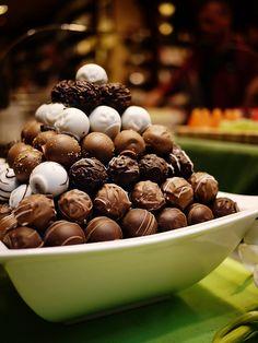 truffles...
