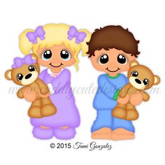 Bedtime Cuties