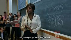 Our recap of How To Get Away With Murder!