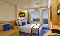 Carnival Sunshine Cruises | Sunshine Cruise Ship | Carnival Cruise Lines balcony