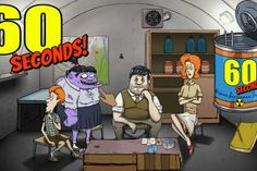 60 Seconds, Family Guy, Guys, Fictional Characters, Fantasy Characters, Sons, Boys, Griffins