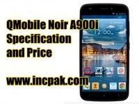 QMobile Noir Specification and Price In Pakistan Smartphone Reviews, Latest Phones, Pakistan