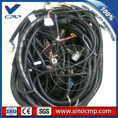 Daewoo Doosan excavator DH290LC DH300LC external wiring harness 530-001630J 2530-1630HG #External, #Wiring