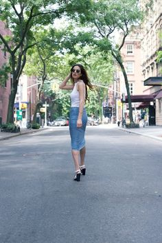 A New York look to 'Keep' | Negin Mirsalehi