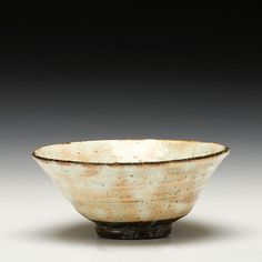 Schaller Gallery   Lee Kang Hyo   Buncheong Tea Bowl
