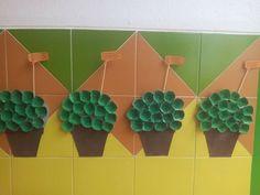 Manjerico Planter Pots, Diy, Homemade, Cool Stuff, Portugal, Biscuit, Teaching, Summer, Ideas