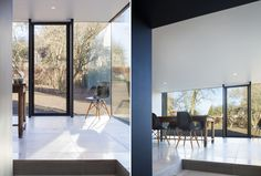 Modern Extension: Yew Tree House by Johnathan Tuckey Design