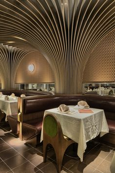 Pak Loh Times Square Restaurant in Causeway Bay in Hong Kong by NC Design & Architecture