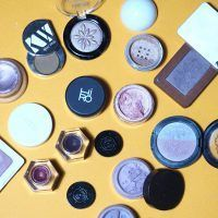Favourite eco eyeshadows + hella lots of swatches