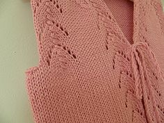 Ravelry: berlingot pattern by Sandrine Bianco