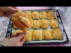 Borek Recipe, Gourmet Recipes, Healthy Recipes, Peach Puree, Organic Eggs, World Recipes, Cake Mold, Food Print, French Toast
