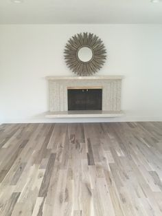 Whitewashed White Oak Choosing Hardwood - withHEART click the image or link for more info. Hardwood Floor Colors, Light Hardwood Floors, Refinishing Hardwood Floors, White Oak Floors, Best Wood Flooring, Timber Flooring, Flooring Ideas, Laminate Flooring, Flooring Options