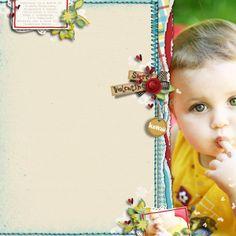 Kitschy Hearts Sample Layout2