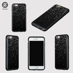 SOLD iPhone 6 Plus Case Crystal Bling Strass! https://www.zazzle.com/iphone_6_plus_case_crystal_bling_strass-256419362576829188 #Zazzle #iPhone6 #Plus #Case #Crystal #Bling #Strass #black #sparkly #shimmer #bright