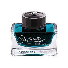 Pelikan Edelstein Fountain Pen Ink 50ml Aquamarine Ink of the a year 2016