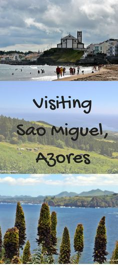 Various things to do and places to see when visiting the Azores