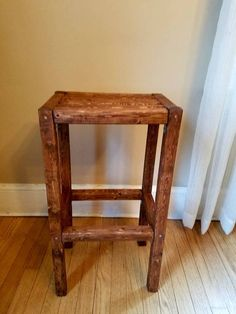 Your place to buy and sell all things handmade Stool Height, Counter Height Stools, 30 Inch Bar Stools, Rustic Bar Stools, Breakfast Nook, End Tables, Handmade, Furniture, Etsy