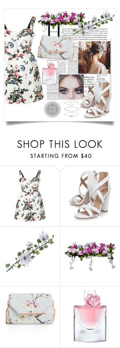 """""""Coffee Date"""" by bindisydney ❤ liked on Polyvore featuring Valentino, Miss KG, Improvements, Ted Baker, Lancôme, Accessorize and CoffeeDate"""