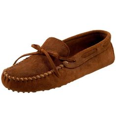 Minnetonka Men's Original Cowhide Driving Moccasin   I want a new pair because of all the holes in mine.