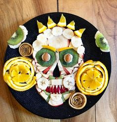 Colorful Fruit, Microbiology, Fruit And Veg, 10th Birthday, Camembert Cheese, Salads, Halloween, Health, Food