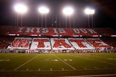 from the NCSU vs Clemson game 2013
