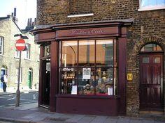Konditor & Cook bakery Cornwall Road, London