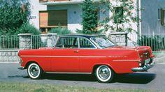 Opel - 1961 - Opel Rekord P2 Coupe, 1960–1963.