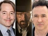 Bryan Cranston not first pick as meth man Walter White on 'Breaking Bad' - I really think Matthew Broderick would have been awesome!