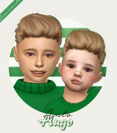 sims 4 cc // custom content kind kleinkind junge männliche frisur // Anto Hugo sims 4 cc // custom content child toddler boy male hairstyle // A Black Hair Products, My Sims, Sims Cc, Toddler Hair Sims 4, Toddler Girls, Kids Boys, Sims 4 Hair Male, Sixpack Workout, The Sims 4 Cabelos