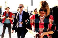 She is everything! Anna Wintour, VOGUE