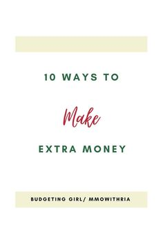 10 most effective ways to make money, ways to make money Starting a side hustle is by far one of the best ways to make money if you're looking for some extra side income apart from your primary source or a way to make the best use of your free time, or make money in general. #money #jobs #money #passiveincome #makemoneyonline #websitesmoney #sidehustle #quit9to5 #futuremillionaire #success #tiktok Ways To Earn Money, Earn Money Online, Way To Make Money, Survey Companies, Online Work, Extra Money, Business Tips, Affiliate Marketing, Hustle