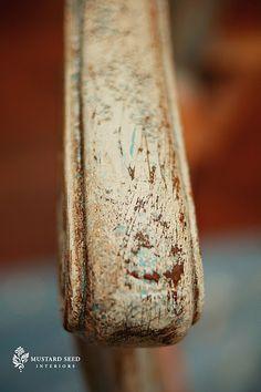 Excellent antique glaze technique for furniture!!