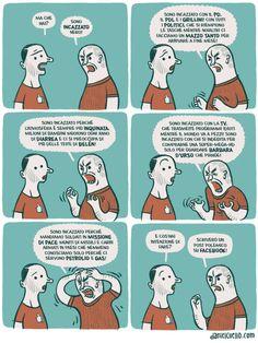 Włoski w komiksie | Włoskie love