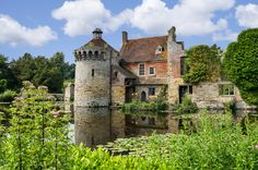 Scotney Old Castle | da Bob Radlinski