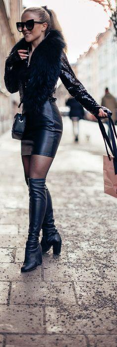Black Thursday / Fashion By Molly Rustas
