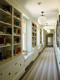 what i could do with those bookcases...