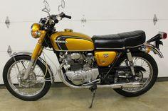 Honda : CB350