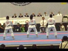 Japan Team Kata-Gojushiho sho (JAPAN KARATE ASSOCIATION)