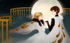 Moon Waltz by animaiden.deviantart.com on @deviantART
