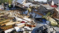 North Carolina cleans up from twisters; Midwest, South brace for wild weather - CNN #NorthCarolina, #Weather, #Tornadoes