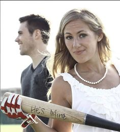 Love this as an engagement pic!