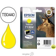 INK-JET EPSON STYLUS T1304 AMARILLO OFFICE BX320F