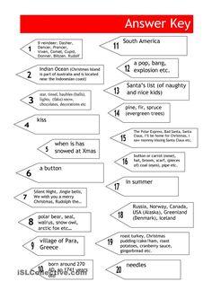 Quiz - Tricky Christmas Quiz