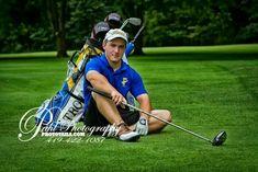 Golf Senior Photo