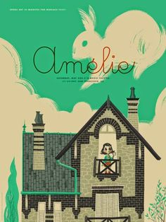 'Amelie' by Anne Benjamin & 'City Of Lost Children' by Godmachine