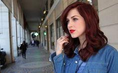 Sophia Abrahão mudou a cor do cabelo e deixou seu ruivo bem mais intenso. Confira o resultado! - Beleza - CAPRICHO