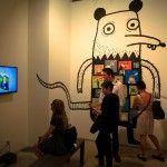 Laurina Paperina a New York. Alla galleria Freight + Volume si celebra il declino e la caduta dell'artworld, e non poteva mancare l'artista padovana: qui immagini dell'opening | Artribune