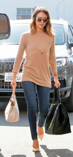Jessica Alba em Santa Mônica,CA (12/02/14)