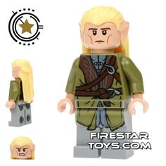 LEGO Lord of the Rings Minifigure - Legolas